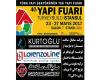 دعوت به بازدید از غرفه کورتوغلو در نمایشگاه ساختمان استانبول