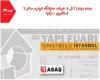 دعوت به بازدید از غرفه آساش در نمایشگاه ساختمان استانبول