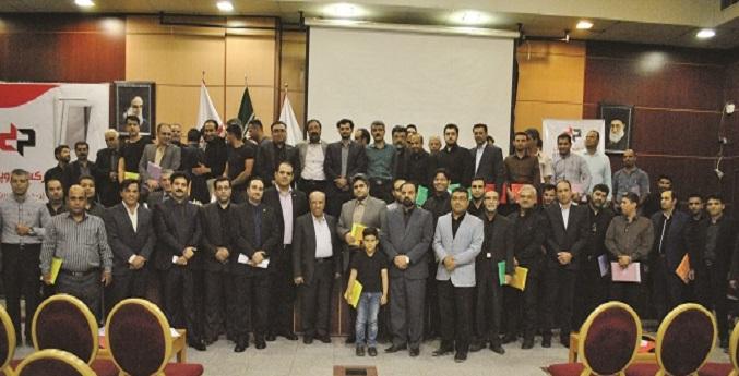 گردهمایی شرکت بست ویژن در مشهد برگزار شد